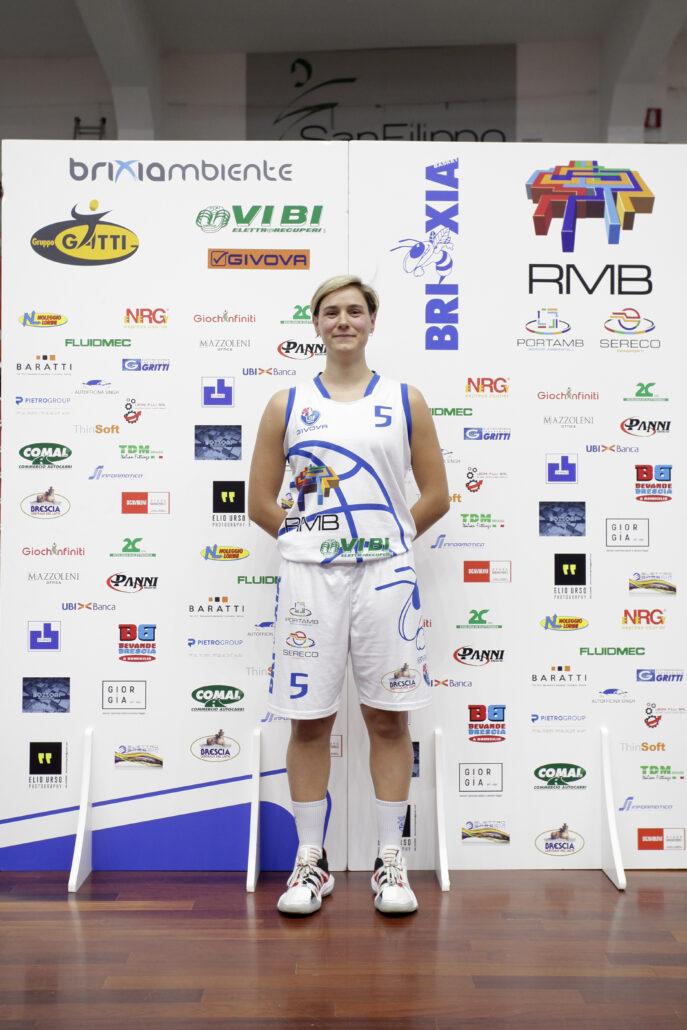 Paola Sozzi (Capitano)