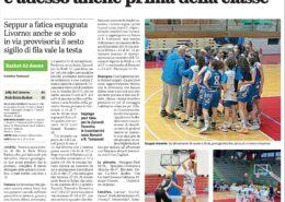 Giornale di Brescia del 23 Novembre 2020