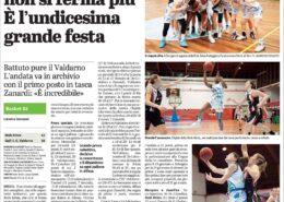 Dal Giornale di Brescia del 14 Gennaio 2021
