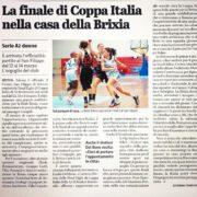 Dal Giornale di Brescia