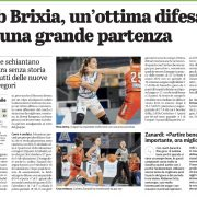 Dal Giornale di Brescia del 11 Ottobre 2021